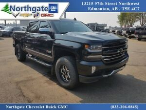 2017 Chevrolet Silverado 1500 LTZ, Z71, 6.2 ltr V8, Level Kit, l