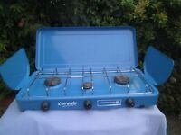 camping gaz triple camping cooker