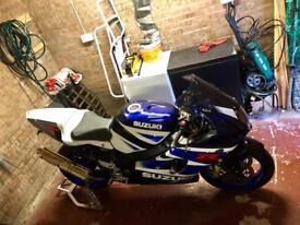 GSXR 1000 K3 2004 REGISTRATION GREAT CONDITION 1 YEARS MOT HANDBOOKS LOTS SPENT