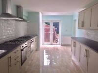 Superb new Refurbished house en suite bedrooms single/double available to rent