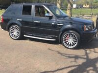 Land Rover RANGE ROVER SPORT HSE 2007 CALL FOR INFO