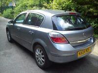 ★ Vauxhall astra 1.6 Design 5 door ★ mondeo van leon corsa 307 207 vectra focus bmw vw passat golf