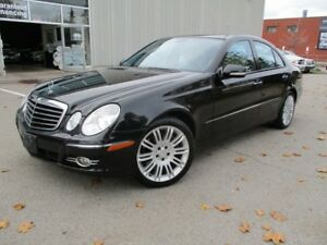 2007 Mercedes-Benz E-Class PANOROOF PUSH START NAVIGATION