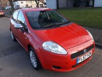 Fiat punto 2007 servo city 1.2 L