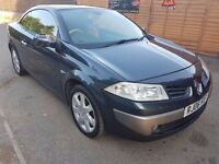 Renault Megane 2.0 VVT Privilege 2dr p/x welcome LEATHER SEATS, ROOF WORKS PERFECT
