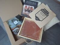 Rock Salt Block Cooking Gift Pack