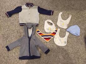Baby boys bundle 3-6 (42 items)