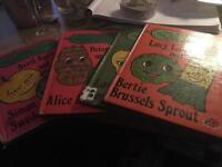 Ladybird Garden Gang Books