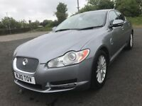 \\\\ 2010 JAGUAR XF LUXURY AUTOMATIC ,, 1 OWNER FROM NEW ,, FSH ONLY £6999