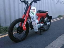 Yamaha townmate t80