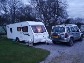 COACHMAN WANDERER 19/4 (4 berth) 2011. First to see will buy!