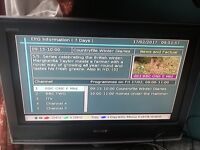 """Sony Bravia 26"""" tv and remote (can deliver)"""