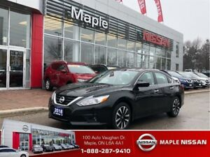 2018 Nissan Altima SV-Alloys,Camera,Starter,blind spot!