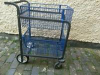 Mail Trolley