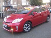 TOYOTA PRIUS HYBRID NEW SHAPE 62 REG 2012 UK CAR @@ PCO UBER ACCEPTED @@ 5 DOOR HATCHBACK
