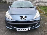 2007 Peugeot 207s 1.6 HDI