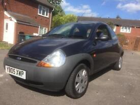 FORD KA 1.3 petrol ONLY DONE 36 k miles full mot immaculate