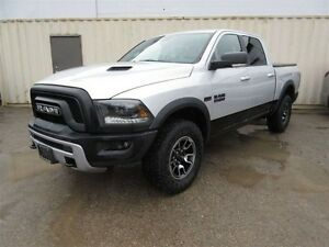 2015 Ram 1500 Rebel 4x4 Crew Cab 140 in. WB