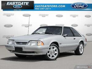 1991 Ford Mustang LX - 5.0L