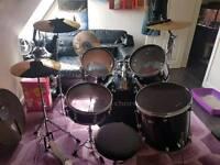 drum kit by premier