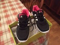 Pair Adidas Ladies Trainers