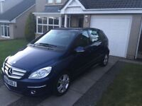 MERCEDES-BENZ B CLASS - LADY OWNER- EXCELLENT CONDITIONS!