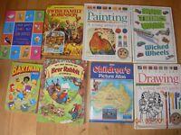 CHILDREN'S BOOKS JOB LOT X36 ENID BLYTON HORRID HENRY ENCYCLOPEDIA