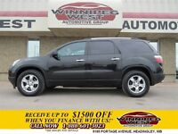 2012 GMC Acadia Black on Black SLE AWD, 8 Passenger, Loaded, Lik