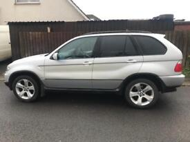 BMW X5 sport with full service history!