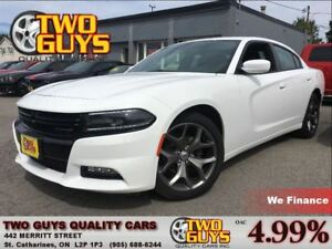 2017 Dodge Charger SXT NAVIGATION SUN ROOF BACK UP CAMERA