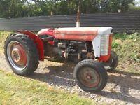 Massey Ferguson 65 Mk 2