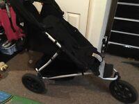 Three Wheel double buggy