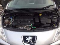 Peugeot 207 16v 1.4L S 3dr Hatchback new shape with 1 year MOT for sale