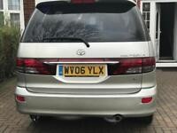 TOYOTA PREVIA 06 BHAM TAXI PLATED 8 SEATER COMES LPG CONVERT / BHAM PRIVATE HIRE LICENCE