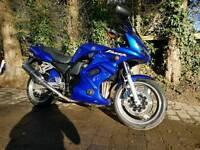 Fazer 600 fzr yamaha motorbike
