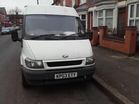 Ford Transit For Sale (Cheap!!) £1150 good running, no problem at all.