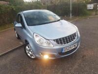 Vauxhall Corsa 1.2 i 16v Design 2009 3dr (a/c) CALL 07709297381