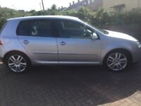 Golf 1.6 fsi great conditions