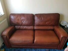 Leather Sofa for swaps