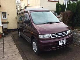 Ford Freda (Mazda Bongo) Project 8-seats with Elevating Rood