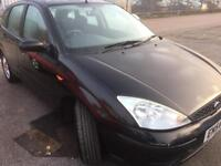 FORD FOCUS 1.6 LX PX TO CLEAR £500