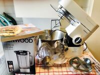 Kenwood Chef Premier Mixer KMC510 for sale