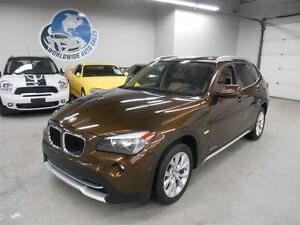 2012 BMW X1 2.8 X DRIVE! GLASS ROOF! FINANCING AVAILABLE
