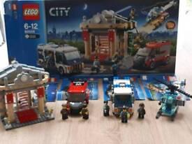 Lego City 60008 Museum Break In