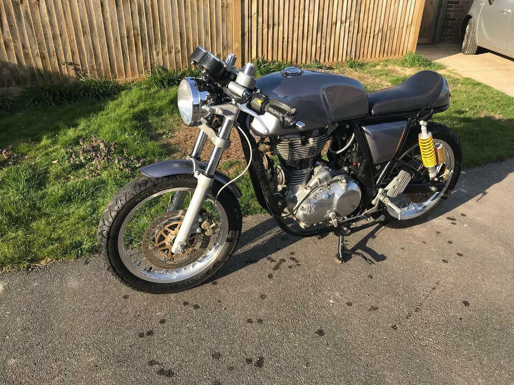 royal enfield continental gt in paddock wood kent gumtree. Black Bedroom Furniture Sets. Home Design Ideas