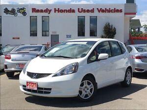 2014 Honda Fit LX    | 1.99% Financing