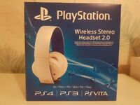 Sony Playstation Wireless Headset 2.0