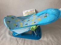 Summer infant blue bather