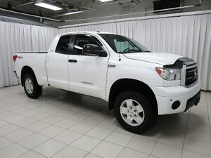 2011 Toyota Tundra WOW!! ONE TOUGH TRUCK!! SR5 TRD OFFROAD 4X4 V