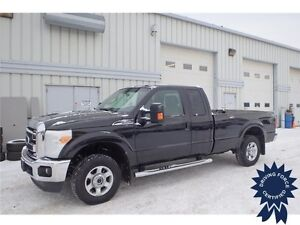2013 Ford Super Duty F-250 SRW XLT 4WD SuperCab, 26,737 KMs